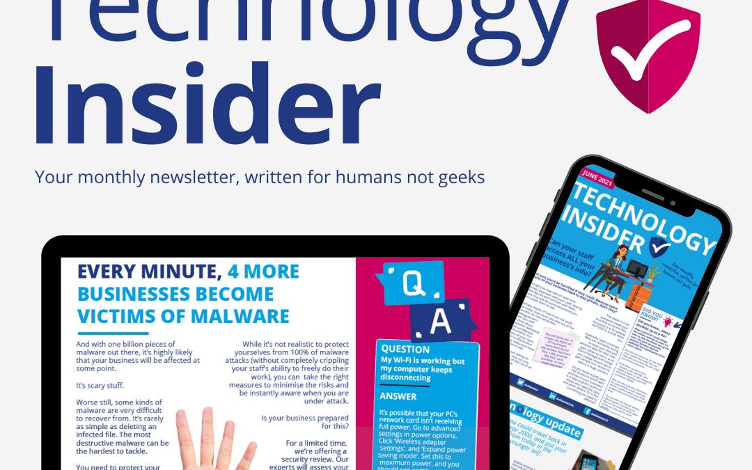 Newsletter (June 2021)