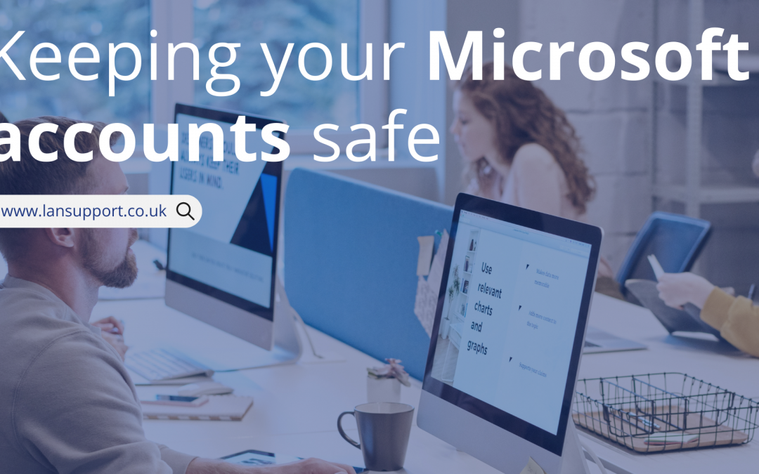 Keeping your Microsoft account safe